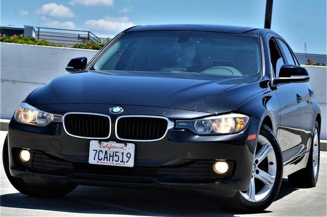 2014 BMW 3 Series 328d Sedan RWD