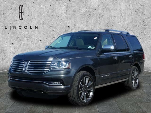 2017 Lincoln Navigator Reserve 4WD