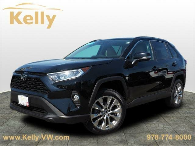 2019 Toyota RAV4 XLE Premium AWD
