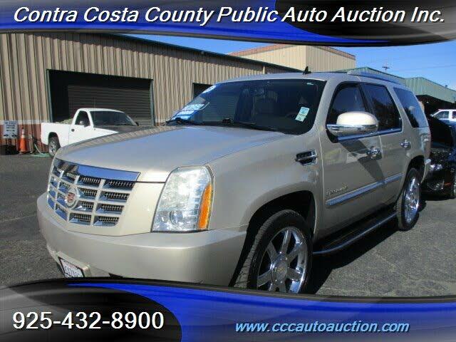 2009 Cadillac Escalade RWD