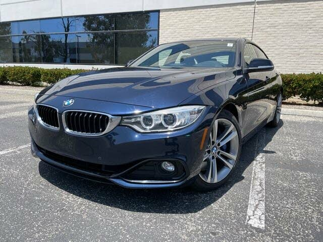 2015 BMW 4 Series 435i Gran Coupe RWD