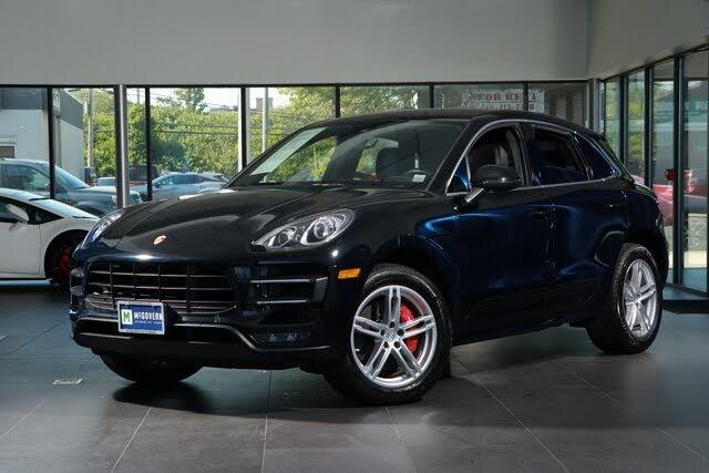 2018 Porsche Macan Turbo AWD