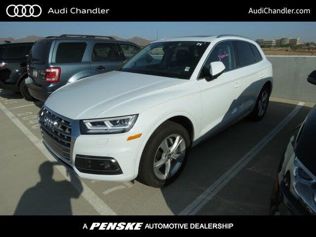 2020 Audi Q5 2.0T quattro Prestige AWD
