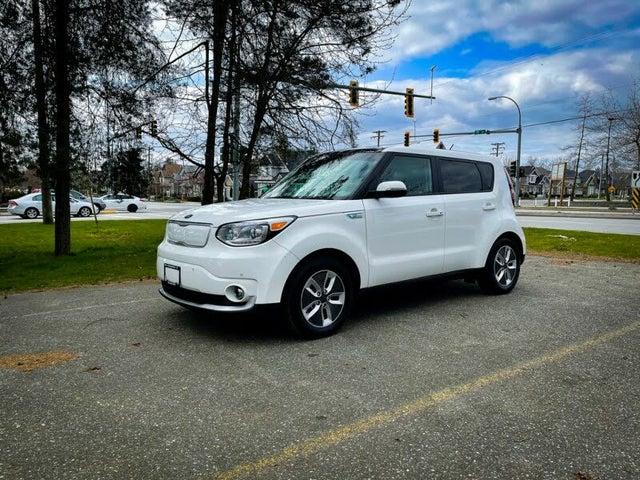 2017 Kia Soul EV Luxury FWD