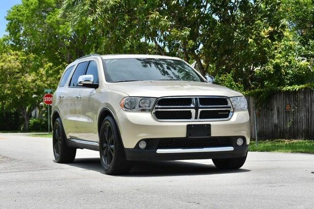 2011 Dodge Durango Crew AWD