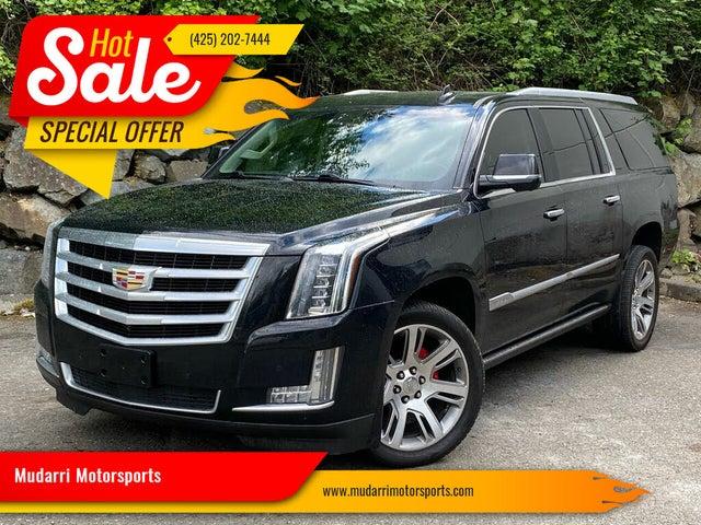 2016 Cadillac Escalade ESV Premium 4WD