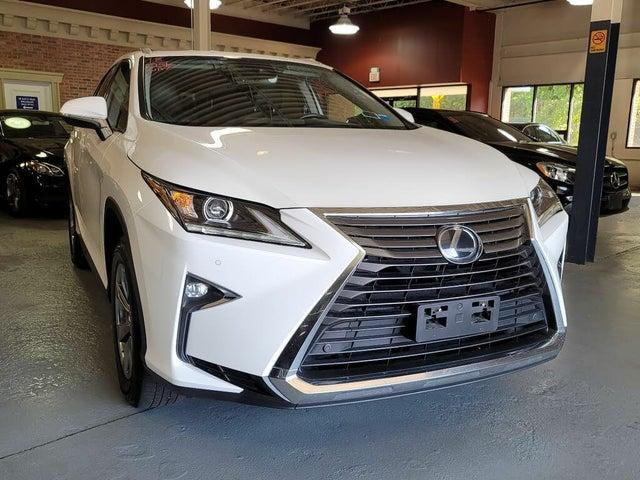 2018 Lexus RX 350L Luxury AWD