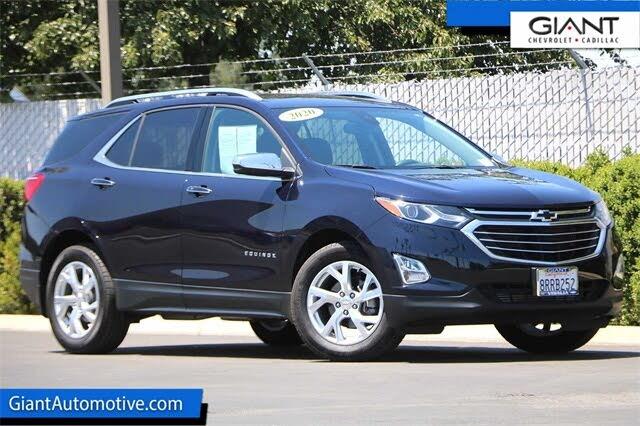 2020 Chevrolet Equinox 1.5T Premier FWD