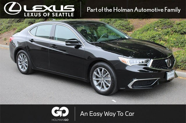 2019 Acura TLX FWD