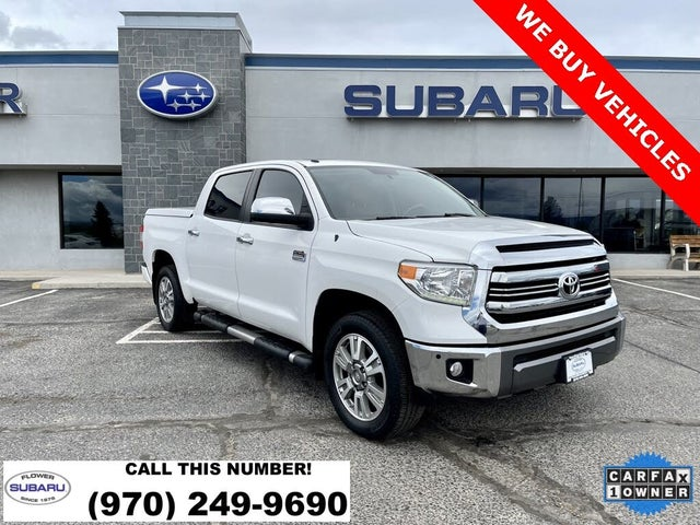 Used Toyota Tundra For Sale In Grand Junction Co Cargurus