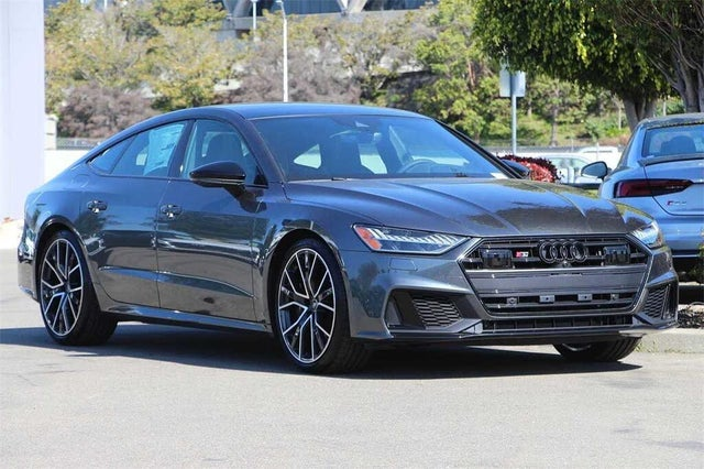 2021 Audi S7 3.0T quattro Premium Plus AWD