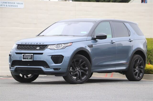 2019 Land Rover Discovery Sport HSE Luxury Dynamic AWD