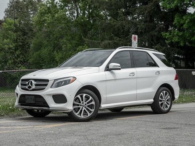 2019 Mercedes-Benz GLE-Class GLE 400 4MATIC AWD