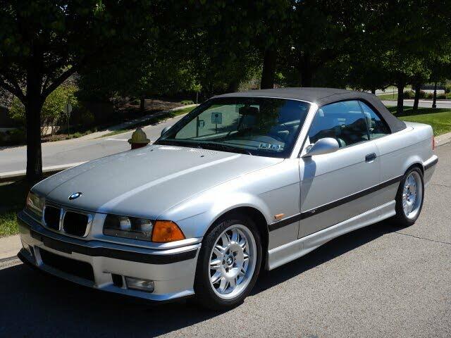 1999 BMW M3 Convertible RWD