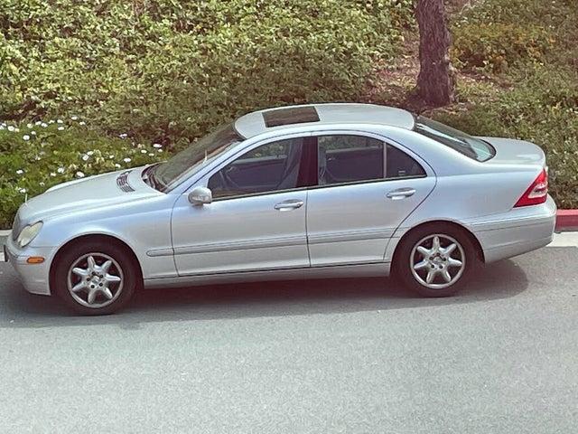 2002 Mercedes-Benz C-Class C 240 Sedan