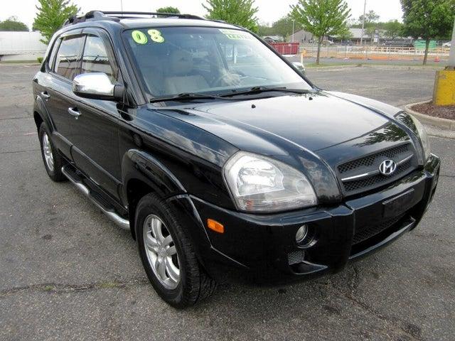 2008 Hyundai Tucson V6 Limited AWD