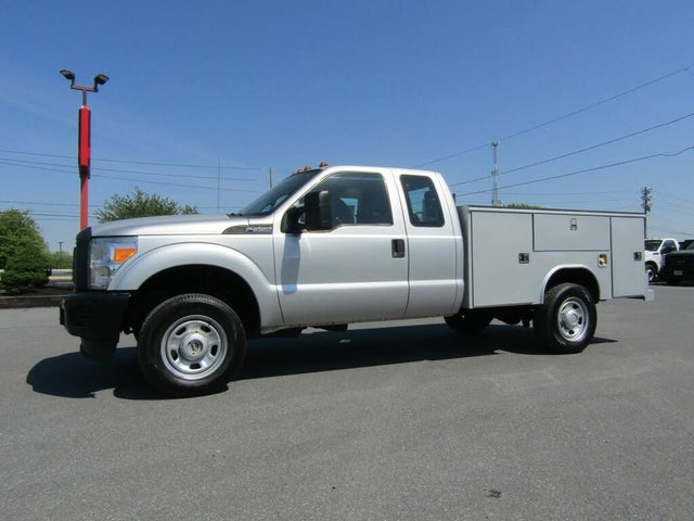 2013 Ford F-350 Super Duty Chassis