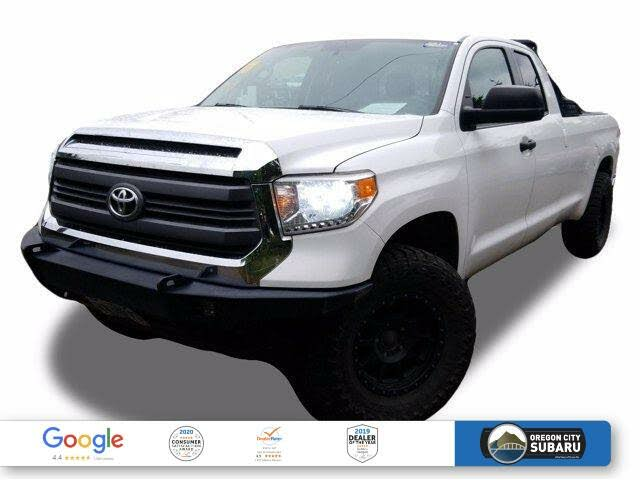 2015 Toyota Tundra SR Double Cab 5.7L 4WD LB