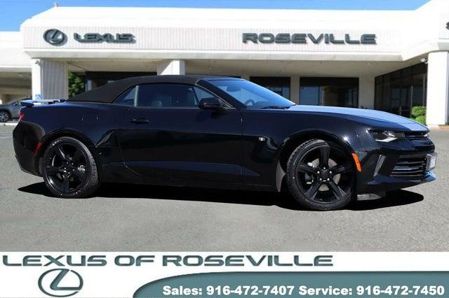 2016 Chevrolet Camaro 2LT Convertible RWD