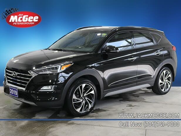 2019 Hyundai Tucson Ultimate AWD