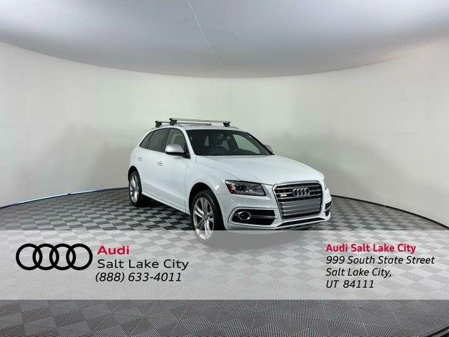 2015 Audi SQ5 3.0T quattro Premium Plus AWD