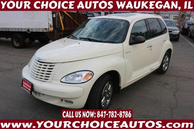 2004 Chrysler PT Cruiser Limited Wagon FWD