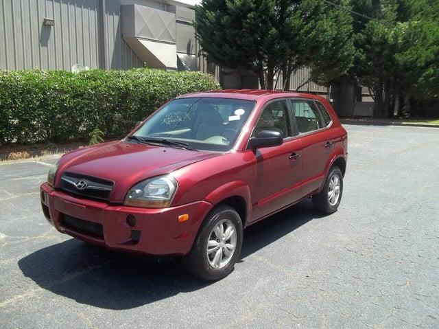 2009 Hyundai Tucson GLS FWD