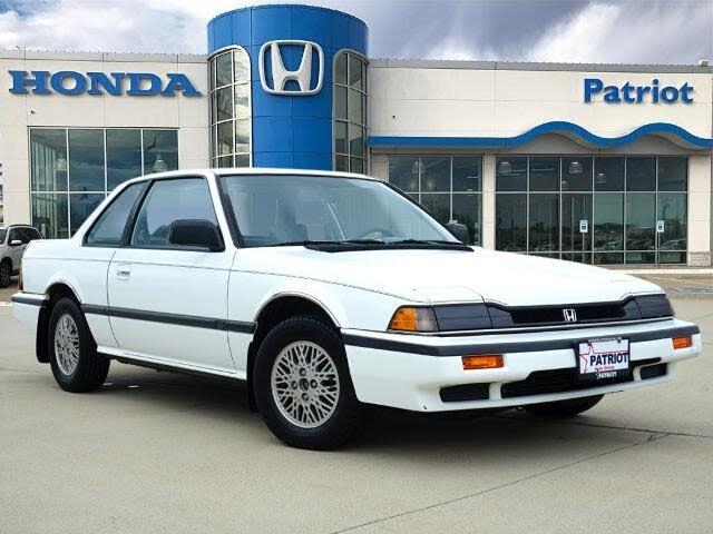 1987 Honda Prelude 2 Dr Si Coupe