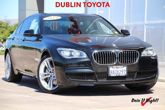 2014 BMW 7 Series 750i RWD