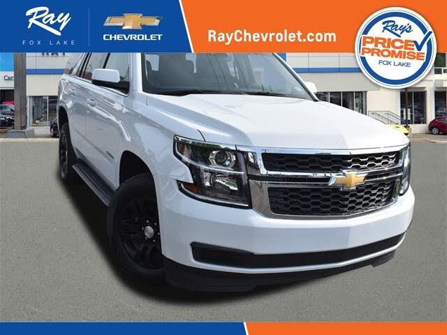 2018 Chevrolet Tahoe LT RWD