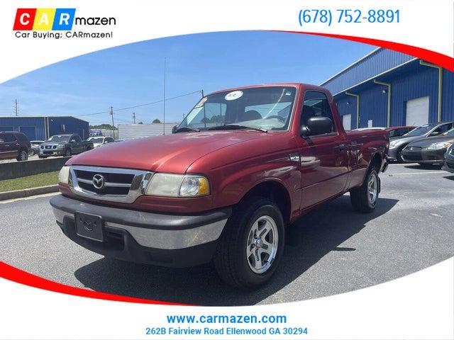 2001 Mazda B-Series B3000 DS RWD