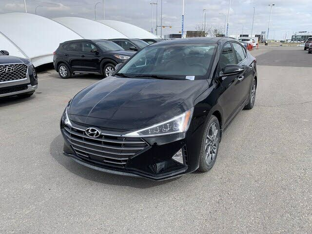 2020 Hyundai Elantra Ultimate Sedan FWD