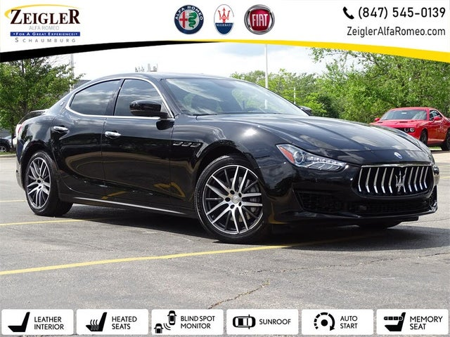 2019 Maserati Ghibli 3.0L RWD