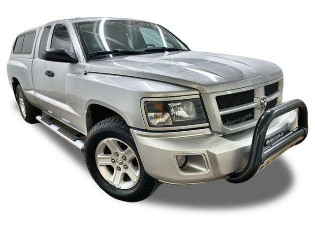 2010 Dodge Dakota Big Horn/Lone Star Extended Cab RWD
