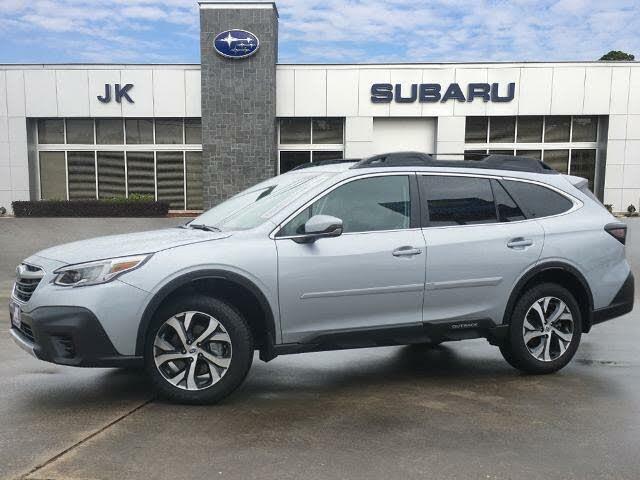 2021 Subaru Outback Limited Wagon AWD