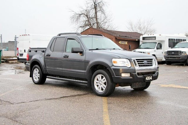 2009 Ford Explorer Sport Trac XLT V8 4WD