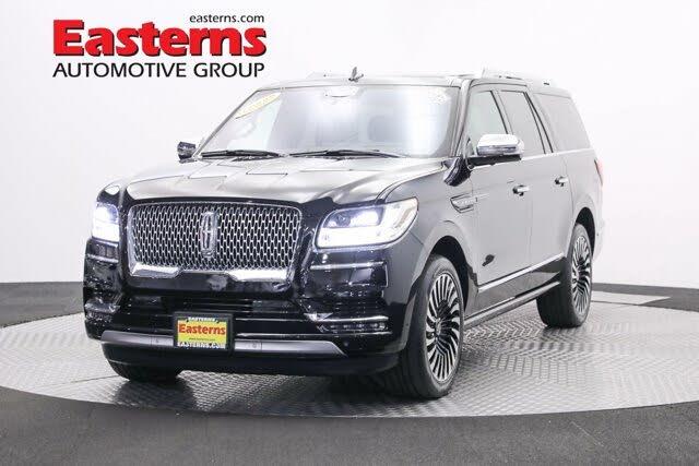 2018 Lincoln Navigator L Black Label 4WD