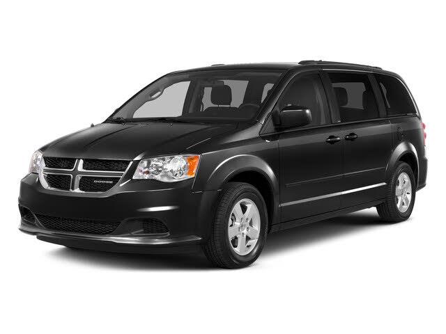 2015 Dodge Grand Caravan SXT Plus FWD