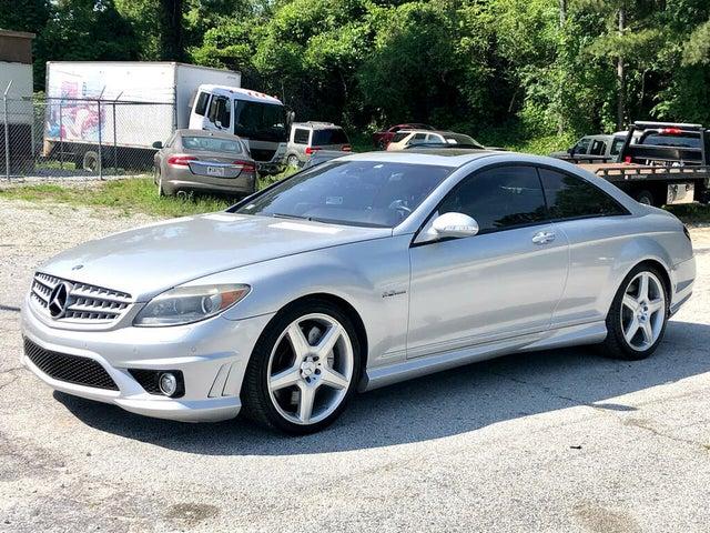 2008 Mercedes-Benz CL-Class CL AMG 63