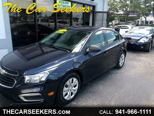 2016 Chevrolet Cruze Limited LS FWD