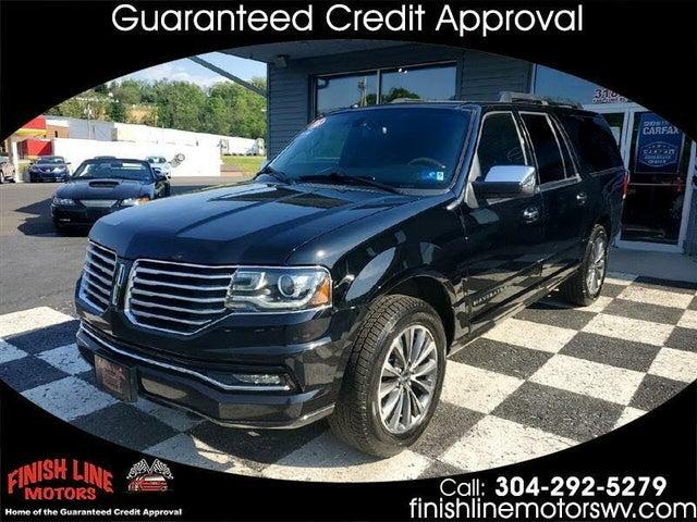 2016 Lincoln Navigator L Select 4WD
