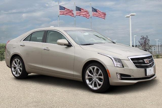 2015 Cadillac ATS 2.0T Premium AWD