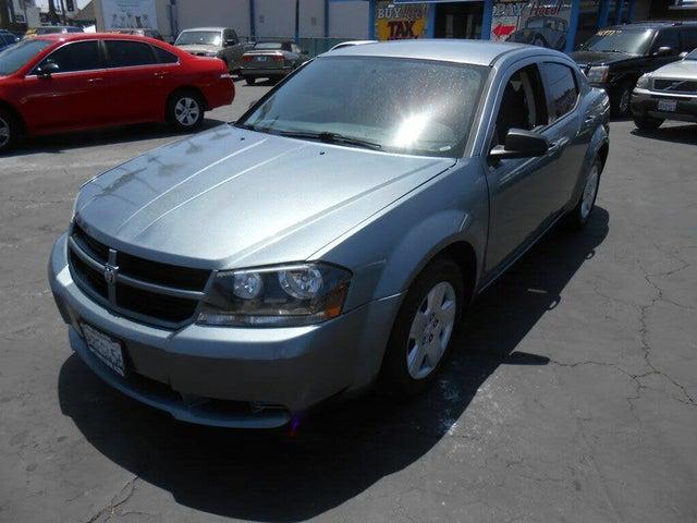 2008 Dodge Avenger SE FWD