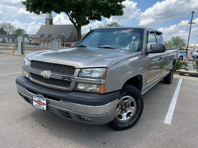 2003 Chevrolet Silverado 1500 LS Extended Cab LB 4WD