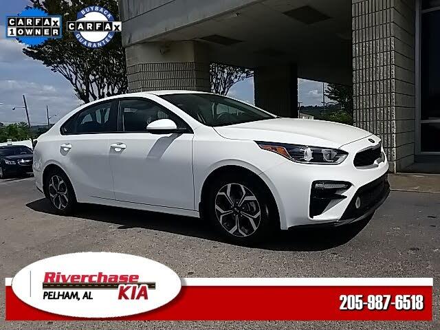 2019 Kia Forte LXS FWD
