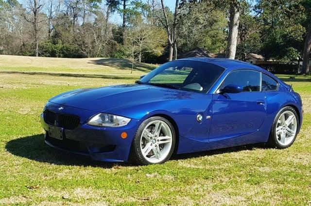2007 BMW Z4 M Coupe RWD
