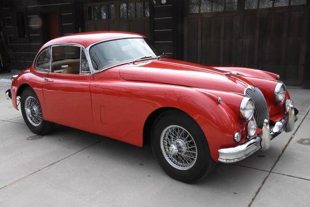 1961 Jaguar XK-Series