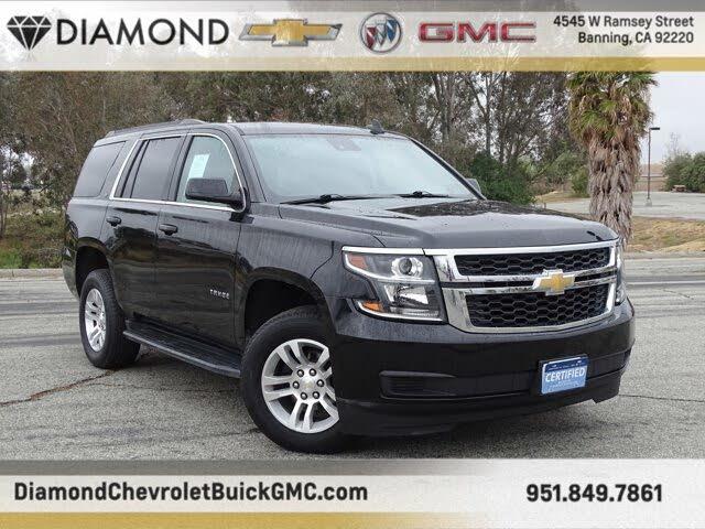 2020 Chevrolet Tahoe LT 4WD