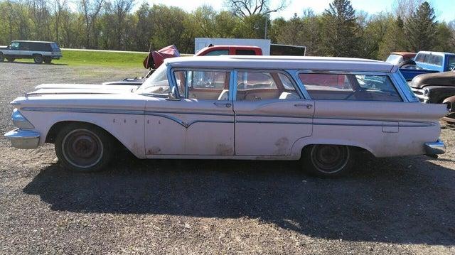 1959 Edsel Villager Station Wagon