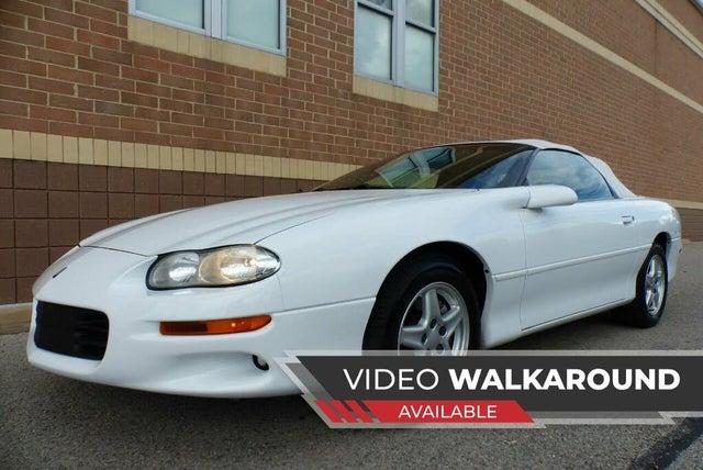 1998 Chevrolet Camaro Convertible RWD